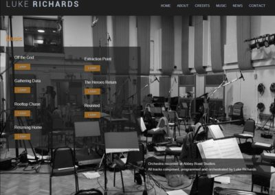 Luke Richards Music