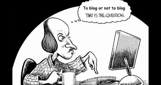 Musician Homepages – To Blog or Not to Blog?
